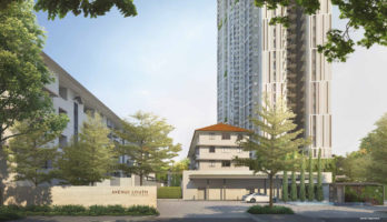 avenue-south-residence-development-entrance-singapore